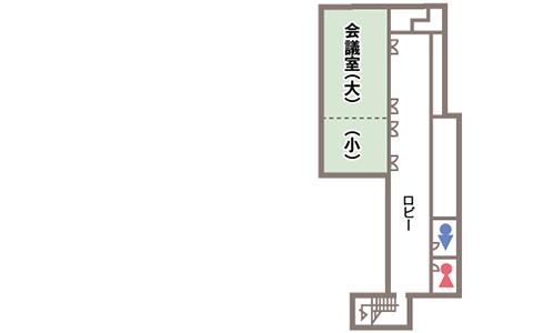 本館地階フロアマップ